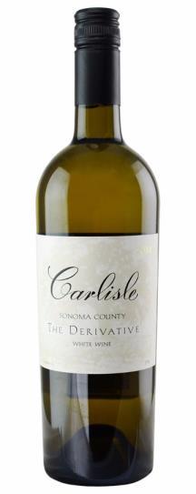 2013 Carlisle Winery Proprietary Blend The Derivative