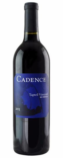 2007 Cadence Tapteil Vineyard
