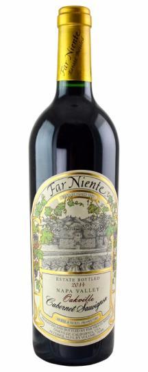 2009 Far Niente Cabernet Sauvignon