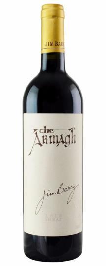 2016 Jim Barry Shiraz The Armagh