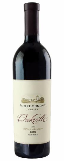 2014 Mondavi, Robert Oakville BDX Red Blend