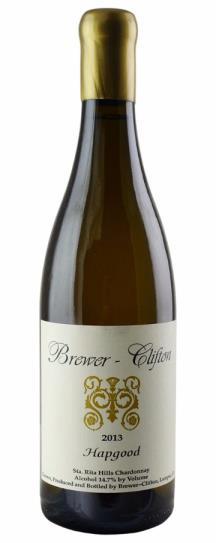 2013 Brewer-Clifton Hapgood Chardonnay