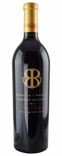 2014 Roberts + Rogers Louer Family Vineyard Cabernet Sauvignon
