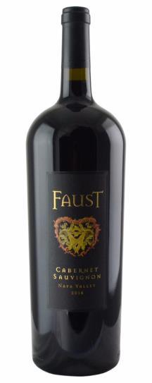 2014 Faust Cabernet Sauvignon Napa Valley