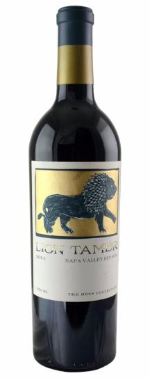 2014 Hess Collection Lion Tamer
