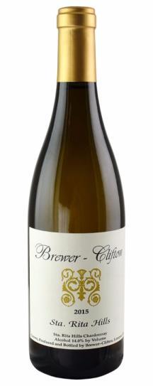 2015 Brewer-Clifton Chardonnay Santa Rita Hills