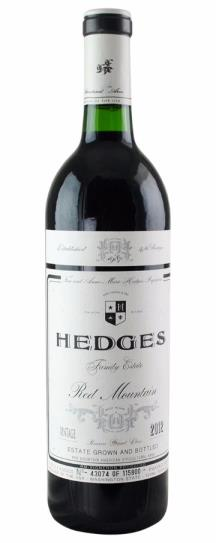 2012 Hedges Red Mountain