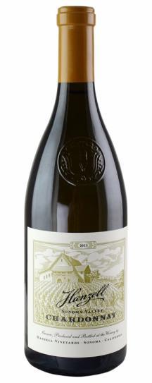2013 Hanzell Pinot Noir