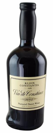 2012 Klein Constantia Vin de Constance Natural Sweet Wine