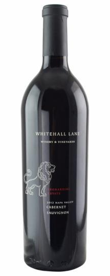 2000 Whitehall Lane Cabernet Sauvignon Leonardini Estate