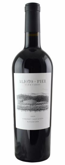 2009 Alioto Pier Vineyards Cabernet Sauvignon
