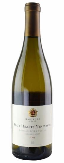 2015 Hartford Court Chardonnay Four Hearts Vineyard