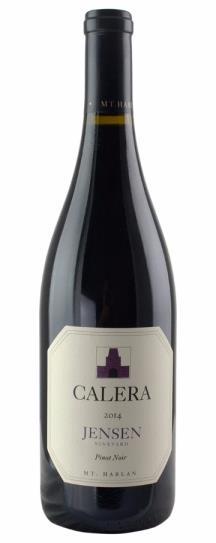 2014 Calera Pinot Noir Jensen Vineyard