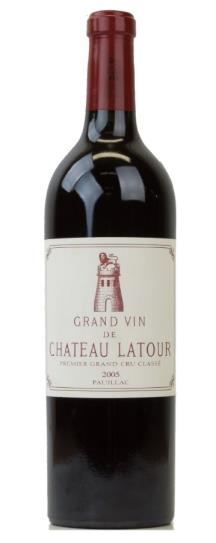2005 Chateau Latour 2017 Ex-Chateau Release