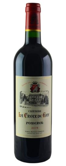 2015 La Croix de Gay Bordeaux Blend
