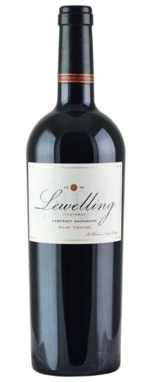 2008 Lewelling Vineyards Cabernet Sauvignon Wight Vineyard