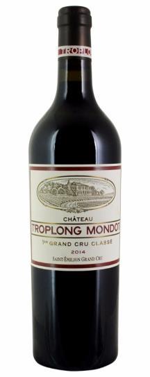 2017 Troplong-Mondot Troplong-Mondot