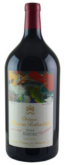 2015 Mouton-Rothschild Bordeaux Blend