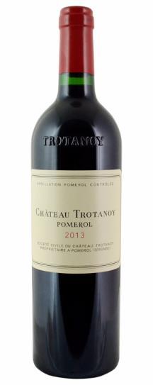 2013 Trotanoy Bordeaux Blend