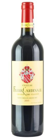 2015 Fleur Cardinale Bordeaux Blend