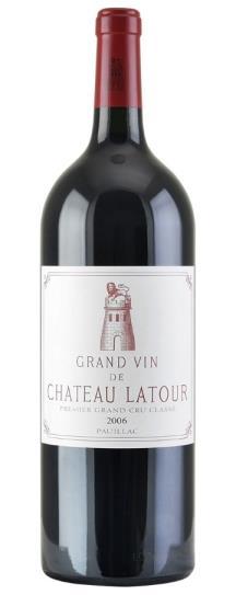 2006 Chateau Latour Bordeaux Blend