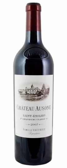 2008 Ausone Bordeaux Blend