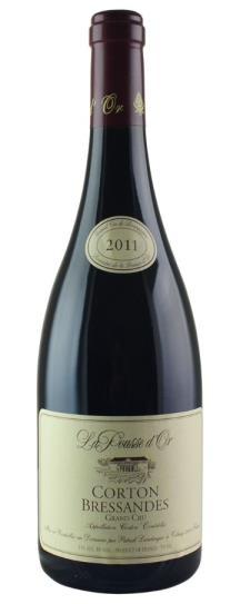 2011 Domaine de la Pousse d'Or Corton Bressandes
