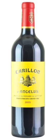 2020 Carillon de Angelus Bordeaux Blend