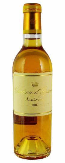 2007 Chateau d'Yquem Sauternes Blend