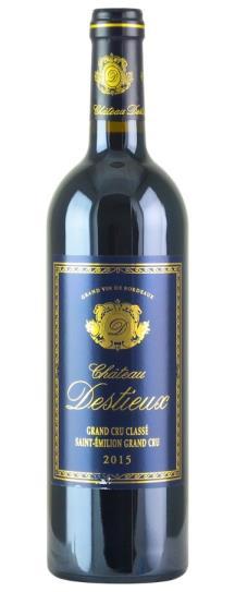 2015 Destieux Bordeaux Blend