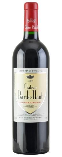 2000 Barde-Haut Bordeaux Blend