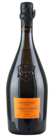 1998 Veuve Clicquot La Grande Dame in Riva Box