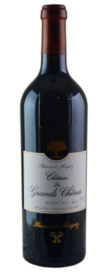 2015 Chateau les Grand Chenes Bordeaux Blend