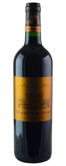 2015 Blason d'Issan Bordeaux Blend