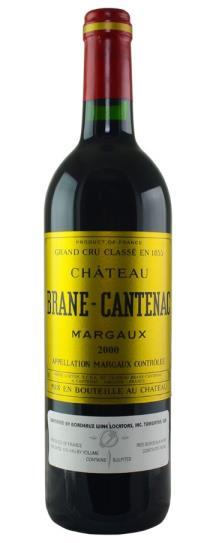 1993 Brane-Cantenac Bordeaux Blend