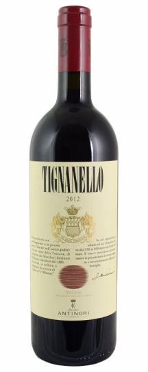 2012 Antinori Tignanello IGT