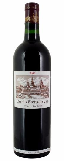 2002 Cos d'Estournel Bordeaux Blend