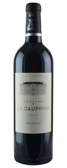 2014 La Dauphine Bordeaux Blend