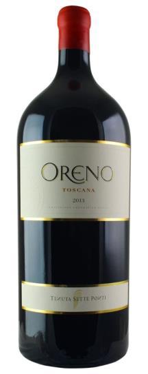 2013 Sette Ponti Oreno Proprietary Red Wine
