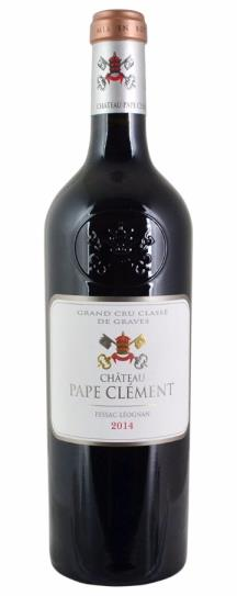 2016 Pape Clement Bordeaux Blend