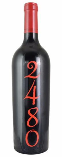 2013 Hollywood and Vine 2480 Cabernet Sauvignon