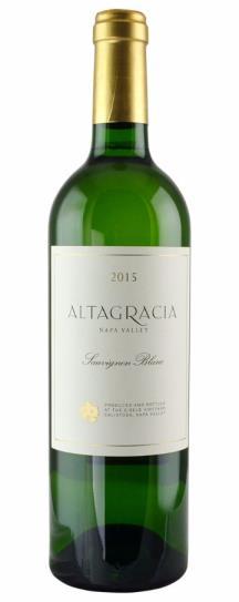 2015 Eisele Vineyard Altagracia Sauvignon Blanc