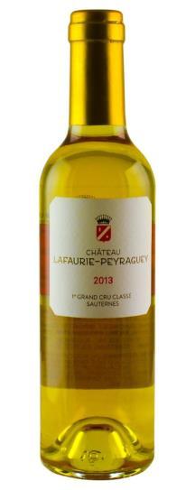 2013 Lafaurie-Peyraguey Sauternes Blend