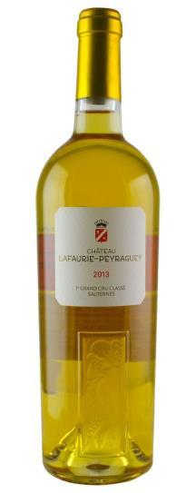 2015 Lafaurie-Peyraguey Sauternes Blend