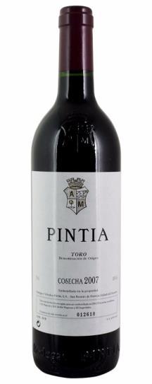 2007 Pintia Proprietary Blend