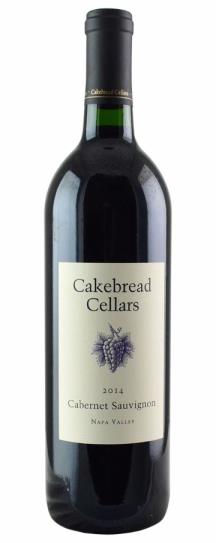 2014 Cakebread Cellars Cabernet Sauvignon