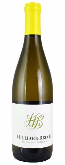 2013 Hilliard Bruce Chardonnay