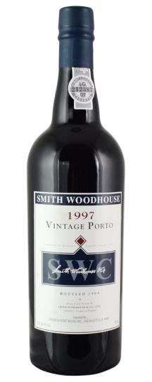 2011 Smith-Woodhouse Vintage Port