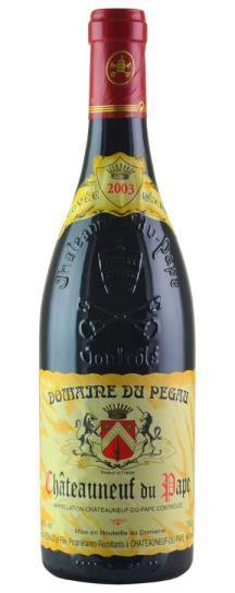 2003 Domaine du Pegau Chateauneuf du Pape Cuvee Reservee