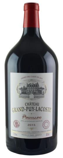 2015 Grand-Puy-Lacoste Bordeaux Blend